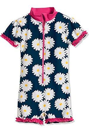 Playshoes Mädchen UV-Schutz Einteiler Margerite Badeanzug