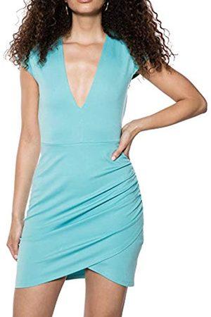 Ivyrevel Damen V Neck Wrap Dress Kleid