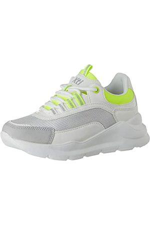 Xti Mädchen 57028 Sneakers, (Amarillo Amarillo)