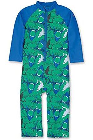 Sterntaler Kinder Jungen Schwimmanzug mit Windeleinsatz, Einteiler, UV-Schutz 50+, Alter: 18-24 Monate, Größe: 92
