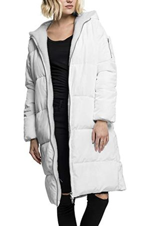 Urban classics Damen Ladies Oversized Hooded Puffer Coat Mantel
