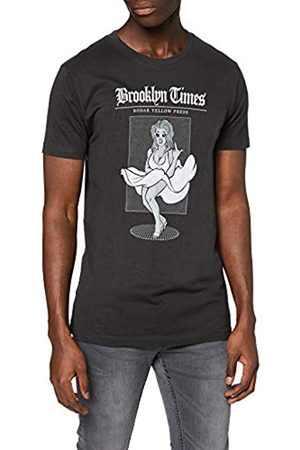 Mister Tee Herren Brooklyn Times Tee T-Shirt