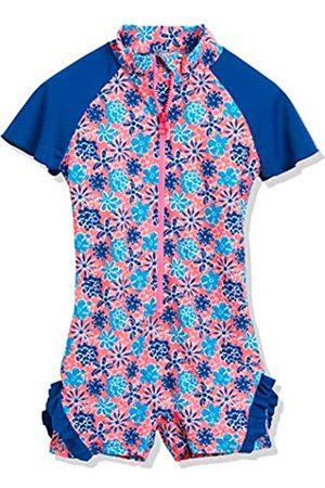 Playshoes Mädchen Einteiler Veilchen mit UV-Schutz