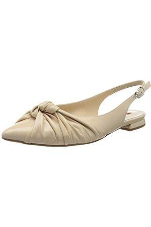 Högl Damen COMELY Geschlossene Ballerinas, (Rose 4700)
