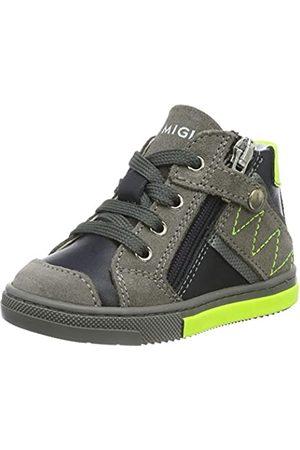Primigi Baby Jungen PGR 44064 Stiefel, (Navy/Grigio 4406411)