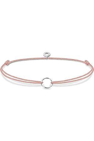Thomas Sabo Damen Charm-Armband Little Secret Kreis 925er Sterling Silber rose LS068-173-19