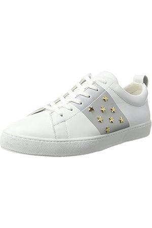 liebeskind Damen LH173300 snappa Sneaker, (Cloud White)