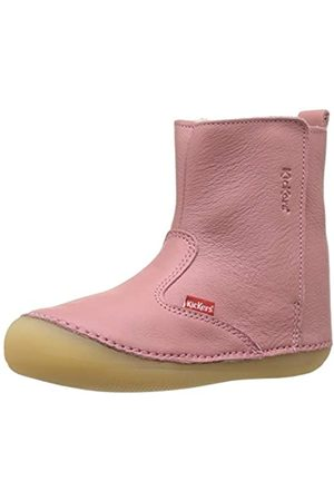 Kickers Unisex Baby Socool Cho Stiefel, Pink (Rose Antique 132)
