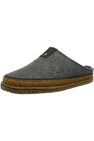 Haflinger Unisex-Erwachsene Flair Altai Pantoffeln, (Anthrazit 4)