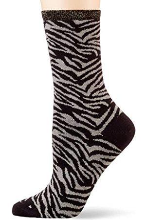 Hudson Damen Zebra Strumpfhose, 60 DEN