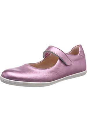 Däumling Mädchen Adis Geschlossene Ballerinas, Pink (Las Vegas Begonia 02)