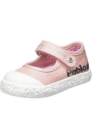 Pablosky Baby Mädchen Niedrige Hausschuhe, Pink ( 961371)