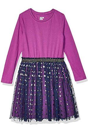 Spotted Zebra Long-Sleeve Sparkle Tutu dresses