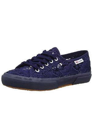 Superga Unisex 2750 Macramej Sneakers, (blue Navy)