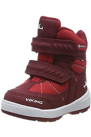Viking Unisex-Kinder Toasty II Schneestiefel, (Dark Red/Red 5210)