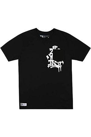 ZOO YORK Herren Drip Tag T-Shirt