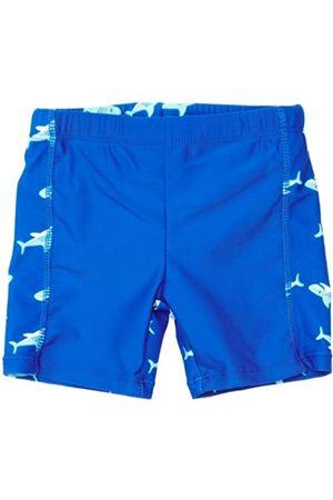 Playshoes Jungen UV-Schutz Shorts Hai Schwimmbekleidung, (original)