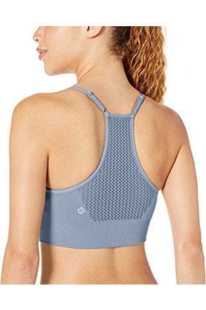 CORE Seamless Longline Adjustable Yoga Bralette Sports Bra Bras