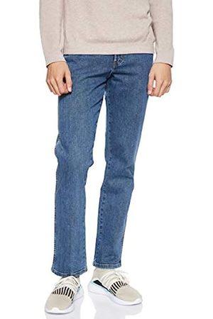 Wrangler Texas Herren Jeans, (Stonewash, Light blue)