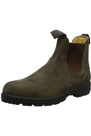 Blundstone 584 - Classic, Unisex-Erwachsene Chelsea Boots, (Brown)