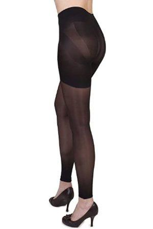 BELLY CLOUD Damen Miederhose NA, figurformende Leggin mit integrieter Panty