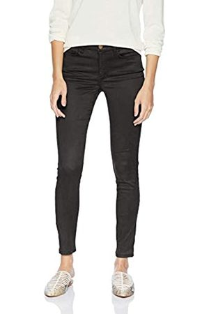 Daily Ritual Cotton Sateen 5-Pocket Skinny pants