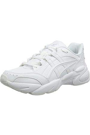 Asics Unisex-Kinder Gel-BND GS Sneaker, (White 1024a040-100)