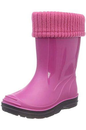 Beck Mädchen Basic Gummistiefel, Pink (Pink 06)