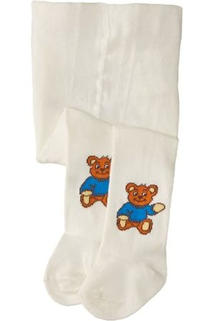 Playshoes Baby-Unisex Elastische Teddybär Strumpfhose