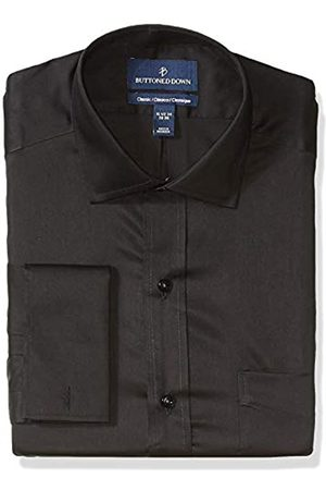 Buttoned Down Classic-Fit French Cuff Micro Twill Non-Iron dress-shirts