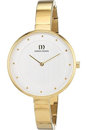 Danish Design Damen Analog Quarz Uhr mit Titan Armband 3326609
