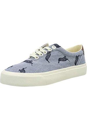 GANT FOOTWEAR LONG BEACH, Damen Sneaker, (vintage blue/flag G656)