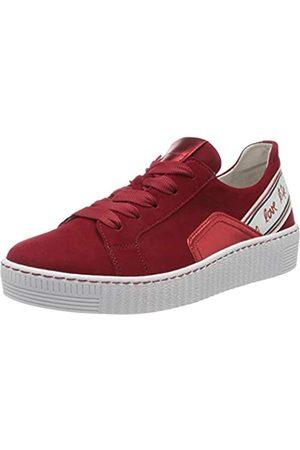 Gabor Shoes Damen Jollys Sneaker, (Rubin Kombi 15)