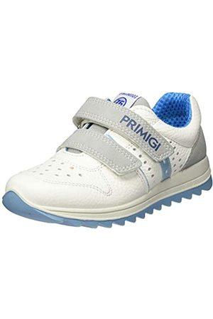 Primigi Jungen Scarpa Bambino Sneaker, Elfenbein (Latte/Grigio 5378544)