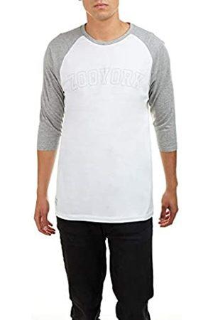 ZOO YORK Herren Core Arch T-Shirt