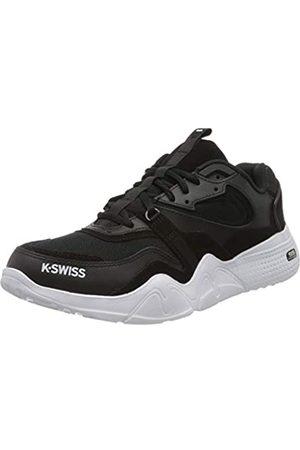 K-Swiss Herren CR-TERRATI Sneaker, (Black/White 002)