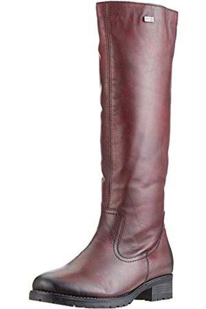 Remonte Damen D8282 Hohe Stiefel, (Chianti 35)