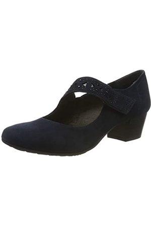 Jana 100% comfort Damen 8-8-24303-23 Slipper, (Navy 805)