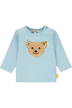 Steiff Baby-Jungen mit Teddybärmotiv Langarmshirt