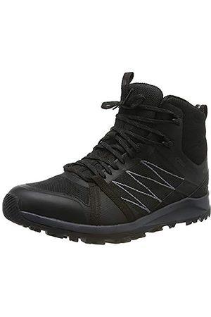 The North Face Herren M Lw FP Ii Mid GTX Trekking- & Wanderstiefel, (TNF Black/Ebony Grey Ca0)