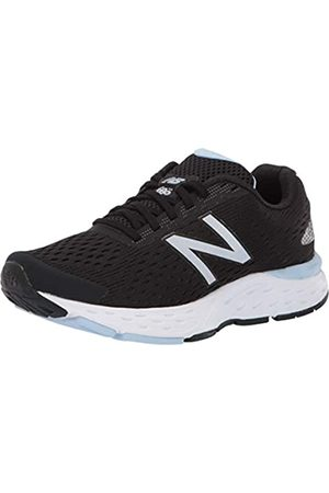 New Balance Damen 680 Laufschuhe, (Black/Air Lk6)