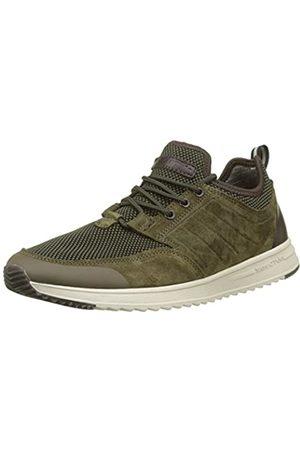 Marc O' Polo Herren Sneaker, (Light Olive 413)