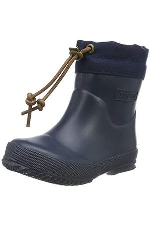 Bisgaard Unisex-Kinder Rubber Boot-Winter Baby Gummistiefel, (Blue 20)