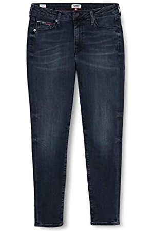 Tommy Hilfiger Damen Sylvia High Rise Sup Sky ANK Gdk Straight Jeans