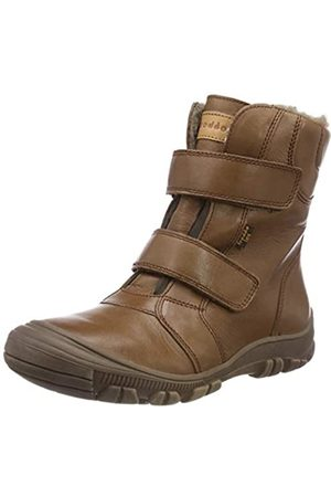 Froddo Unisex-Kinder Kids Ankle Boot G3110121-4 Schneestiefel, (Brown I07)