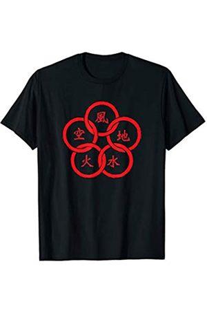 Way of the Samurai Samurai Book of 5 Rings Musashi Bushido Warrior T-Shirt