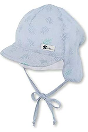 Sterntaler Baby-Jungen Cap with Visor and Neck Protection Mütze