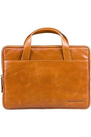 """dbramante1928 Silkeborg Hochwertige Elegante Ledertasche Laptop-Tasche für Laptops und Apple MacBooks bis 13"""""""