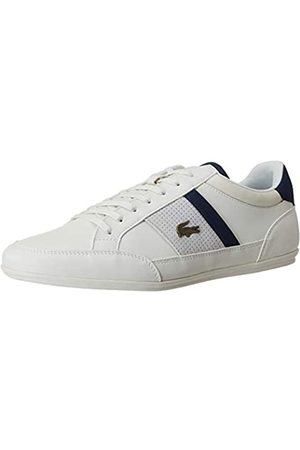 Lacoste Herren Chaymon 120 4 CMA Sneaker, (Off Wht/NVY Wn1)