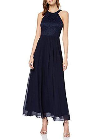 Oliceydress Damen Maxi-Kleid mit Neckholder